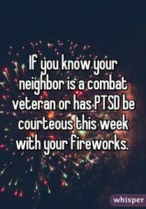PTSD & Firewords